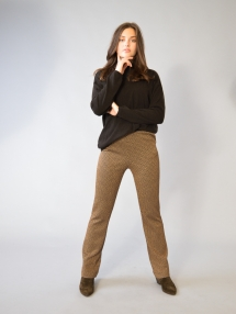 No Man's Land trousers bruin