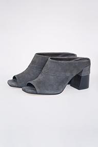 Dorothee Schumacher REDEFINED SIMPLICITY sandals - grey