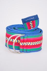 Malìparmi Fusciacca Stripes&Braid multicolour