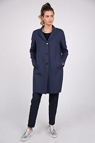 Wooluzione Margherita jas donkerblauw