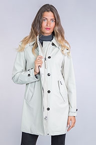 Woolrich W's Charlotte Coat DH camel
