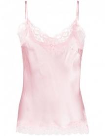 Gold Hawk Floral Lace Cami roze