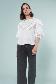 Isabelle Blanche CAMICIA - BIANCO