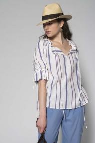 colores stripes shirt - multi