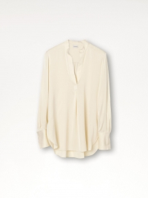 By Malene Birger MABILLON blouse - soft white