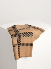 By Malene Birger MILOU scarf - tan
