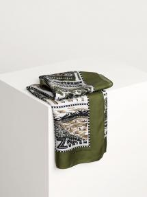 By Malene Birger CORETTE shawl - groen