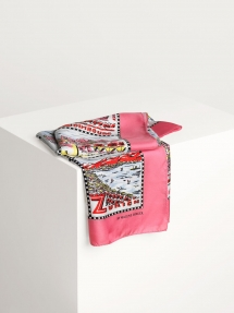 By Malene Birger CORETTE scarf - bubblegum