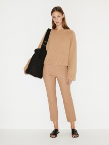 By Malene Birger Florentina pants - tan