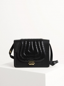 By Malene Birger SCOOBY BAG zwart
