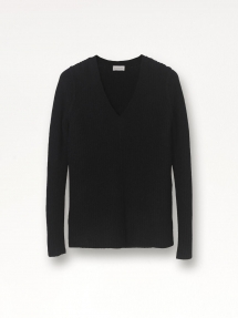 By Malene Birger LANA sweater - zwart