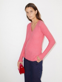 By Malene Birger LANA sweater - bubblegum