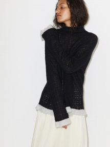By Malene Birger emelie sweater - zwart