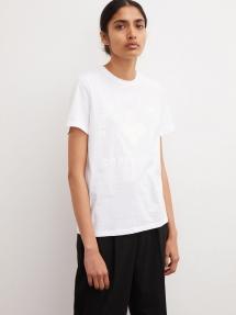 By Malene Birger desmos t-shirt - pure white