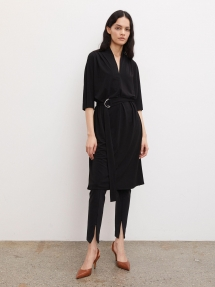 By Malene Birger Sora dress - black