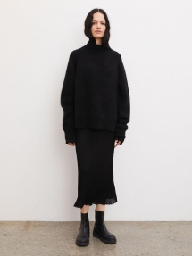 By Malene Birger Cantha sweater - black
