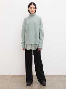 By Malene Birger Cantha sweater - Lily pad