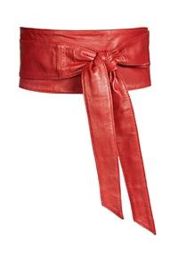 Set Belt - rood