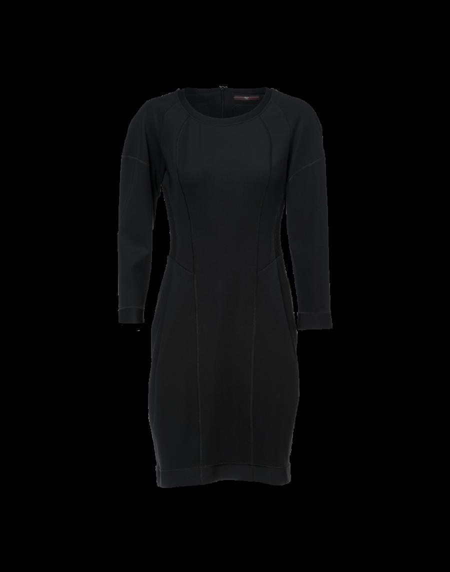 High dominate jurk black