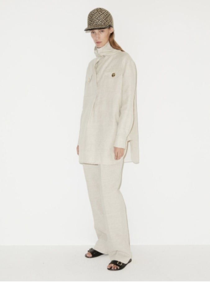By Malene Birger Bellah shirt - Angora