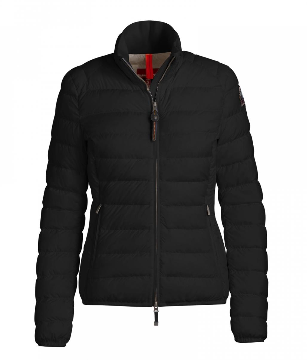 Parajumpers Geena super light weight puffer jacket - black