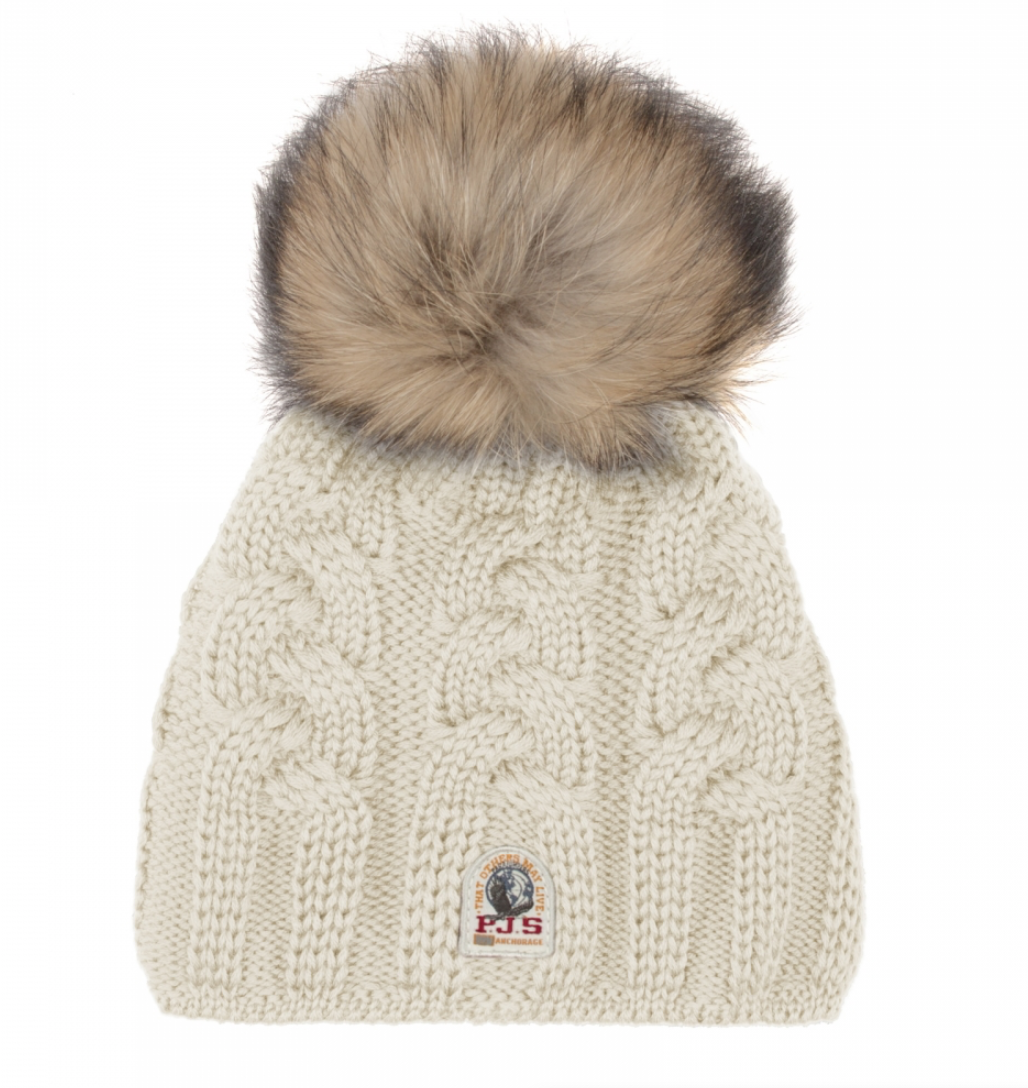 Parajumpers cable hat - milk