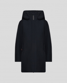 Woolrich W'S MARSHALL COAT blauw