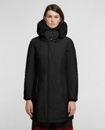 Woolrich W's Bow Bridge Coat Black