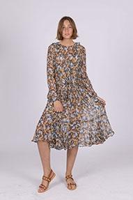 Custommade Malin Dress multicolour