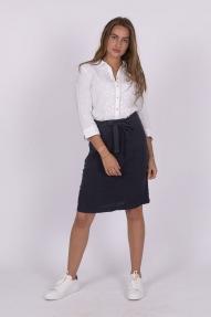 Belluna Skirt donkerblauw