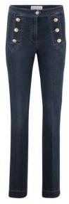 SEDUCTIVE Claude denim jeans - blue