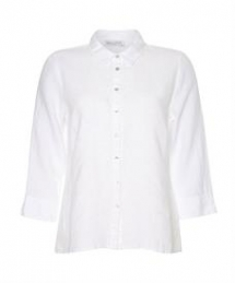 Belluna linen tunic - white