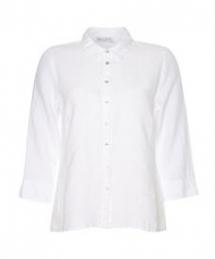 Belluna linen tunic - white