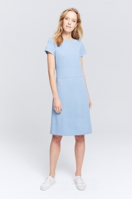 Zenggi PUNTO JADE DRESS blauw