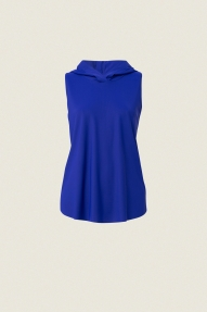 Dorothee Schumacher SEDUCTIVE COLOURS top - bright blue