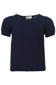 Resort Finest Lido Short Sleeve donkerblauw