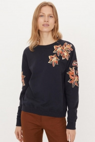 By Malene Birger SWE5002S91 sweater - dark navy