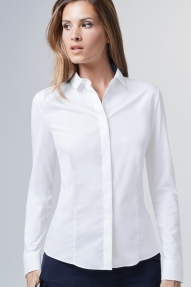 Windsor blouse - white