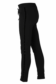 Blue Sportswear Evita Tight Pants zwart