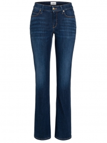 Cambio superstretch denim jeans - dark wash