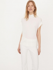 By Malene Birger CANDILLON top - soft white