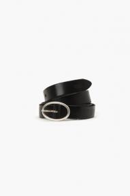 Closed Belt zwart