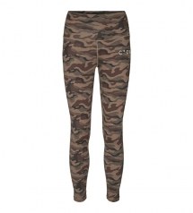 Co'Couture Camo tights - Army