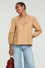 Dorothee Schumacher SUMMER MIX blouse golden glow