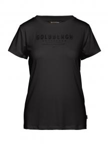 Goldbergh daisy short sleeve top black