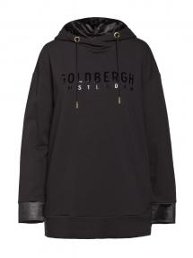 Goldbergh FLOANE longsleeve top - black