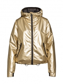 Goldbergh gloria jacket GOLD
