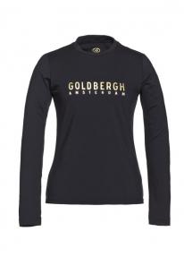 Goldbergh lovisa t-shirt - black