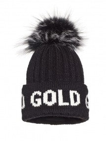 Goldbergh HODD beanie-black