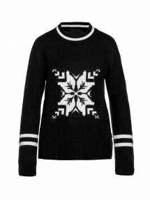 Goldbergh Norway sweater black